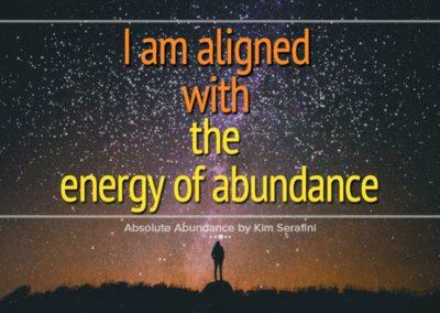 Absolute Abundance MindPT Session X3