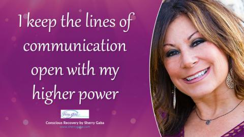Conscious Recovery by Sherry Gaba x3