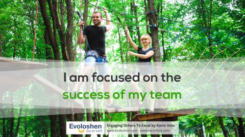 Engaging Others To Excel by Karin Volo1