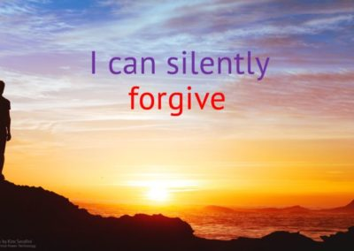 Fulfilled Forgiveness X1
