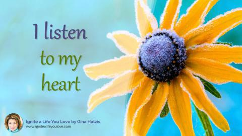 Ignite A Life You Love by Gina Hatzis3