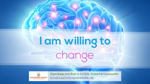 Supercharge Your Brain To be Clear, Focused & Unstoppable! by Leah Lund2